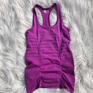 Athleta Purple Workout Tank Top